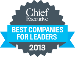 2013 Best Companies for Leaders