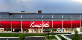 Campbell Soup Headquarters Credit: Campbell Soup Company