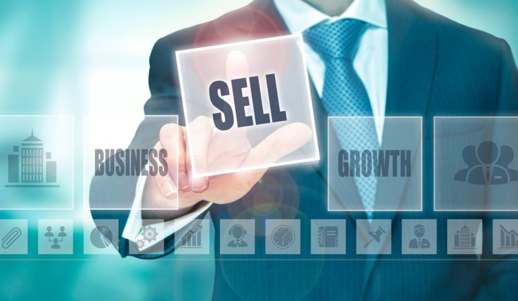 how to sell your company
