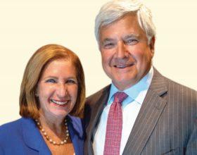Ilene S. Gordon and Bram Bluestein