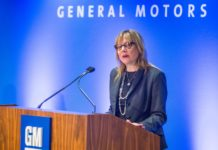 Mary Barra, CEO of GM Credit: GM.com