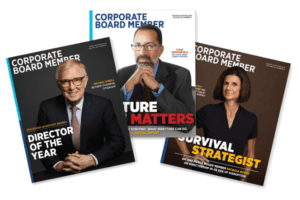Corporate Board Magazine